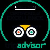 Our Trip Advisor Award